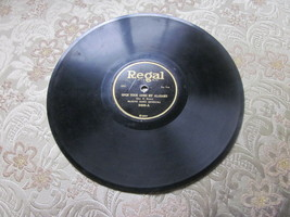 """10"""" 78 RPM RECORD REGAL 9409 MAJESTIC DANCE ORCH OPEN YOUR ARMS MY ALABAMY - $9.99"""