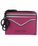 Kendall & Kylie Key Chain CC ID Holder Coin Purse Wallet w Lobster Clasp... - $6.57