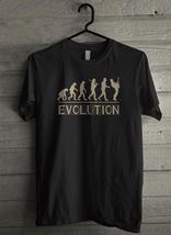 Evolution of a Guitarist Men's T-Shirt - Custom (657) - $19.12+