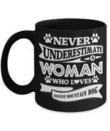 Bernese Mountain Dog Mug - Bernese Mountain Dog Coffee Mug - Never Under... - $14.95