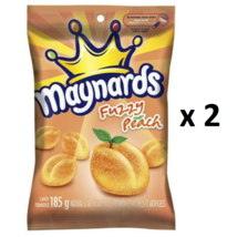 Maynards Fuzzy Peach Candy (185 g) - Pack of 2 - FROM CANADA - $20.29