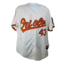 Authentic Majestic Baltimore Orioles Adam Jones Jersey Size 52 New  - $32.67