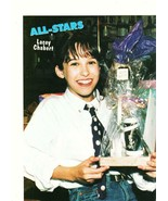 Lacey Charbert teen magazine pinup clipping Hallmark All-Stars Party of ... - $5.00