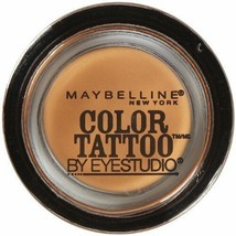 Maybelline 24 Hour Eyeshadow, Fierce and Tangy, 0.14 Ounce - $5.81