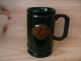 Harley-Davidson Raised Logo Russ Berrie Coffee Tea Mug 2009 - $19.34