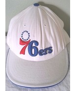 Reebok Hardwood Classics 76ers Wool 7 3/8 Baseball Cap Hat Basketball NBA - $20.00