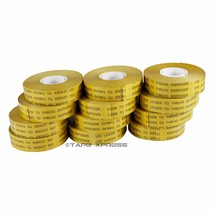 "12 rolls 3/4"" ATG Adhesive Transfer Tape (Fits 3M Gun) Photo Craft Scrap... - $48.50"