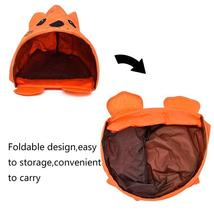 Pet Cat Toys Cute Mouse Tunnels Orange Color Tent Easy House For Small Dog Beds image 6