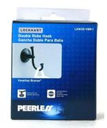1 Ct Peerless LKW35 VBR 1 Lockhart Venetian Bronze Easy Install Double R... - $21.99