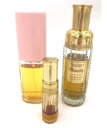 Vintage Houbigant Chantilly Lot of 3 Partial Spray EDT 2.5 1.5 oz and Pa... - $19.95