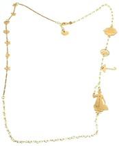 Collar Largo 75cm, Plata 925 , Mary, Sombrero, Paraguas,Bolso, Le Favole - $191.44