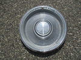 one 1967 Chrysler New Yorker 14 inch hubcap wheel cover - $14.00
