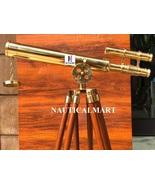 "NauticalMart Floor Standing Brass Griffith Astro Telescope 45"" Home Decor Telesc - $189.00"