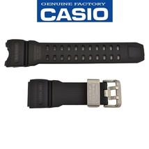 Genuine CASIO Watch Band Strap  MudmasterGWG-1000-1A1 Black Rubber - $89.95