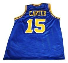 Vince Carter #15 Mainland Bucs New Men Basketball Jersey Blue Any Size image 2