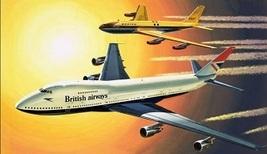 British Airways Boeing 747 Magnet - $4.99