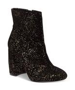 NANETTE Nanette Lepore Women's Black Sparkle Lilly Embellished Block Hee... - $52.43