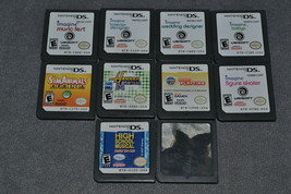 Nintendo DS: 10 Game Lot b - $20.00