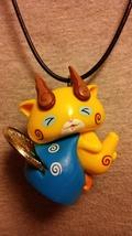 Yo-kai Watch Komajiro Figure Necklace - $12.00
