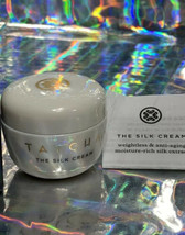 NEW Tatcha The Silk Cream 10mL Supple Skin In Seconds UNBOXED