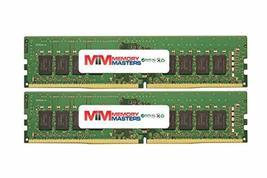 MemoryMasters 32GB (2x16GB) DDR4-2400MHz PC4-19200 Non-ECC UDIMM 2Rx8 1.... - $166.31