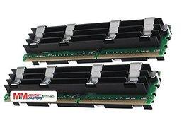 MemoryMasters 4GB (2x2GB) PC2-6400 DDR2-800 Fully Buffered DIMM for Apple Mac Pr
