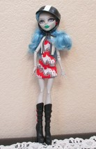 Monster High Ghoulia Yelps Doll With Riding Hat - $13.36