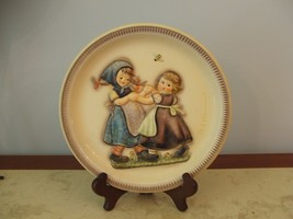 """Hummel, 1980, 10"""" Annual Collector Plate, """"Spring Dance"""" Hum 281 - $167.31"""