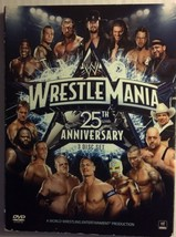 Wrestlemania 25th Anniversary - 3 DVD set - $6.99