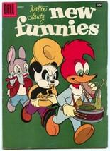 New Funnies 253 Mar 1958 VG+ (4.5) - $10.91