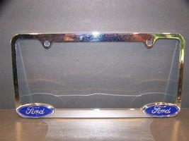 Ford Blue Oval License Plate Frame - $17.99