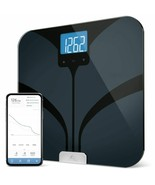 Bluetooth Smart Body Fat Scale by GreaterGoods Weight Gurus Secure Conne... - $34.64