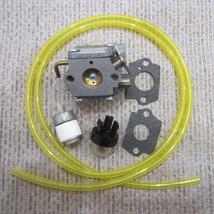 Carburetor Assembly & Fuel Filter for Walbro WT-682-1 WT-682 Repe MTD 75... - $16.86