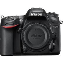 Nikon D7200 Digital SLR Camera 24.2MP, 1080P Video, Wi-Fi (Body Only) 1554 - $609.00