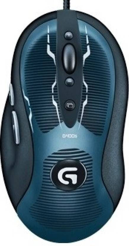 Logitech [SALE] Logitech G400s Wired Optical Mouse Gaming Mouse