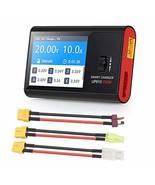NASTIMA 200W 10A Smart Balance Charger for 1-6S Life/LiIon/LiPo/LiHv, 1-... - $49.62