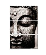 Buddha 3 Piece Canvas Wall Decor No. BD3011 - $44.79+