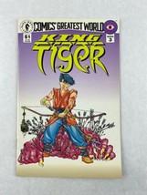 Comic's Greatest World King Tiger September 1993 Dark Horse Comics - $5.89
