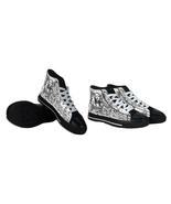 Rare New Marilyn Manson  Style Shoes Men Unisex - $48.99