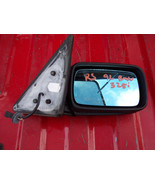 1992-1995 BMW 325i Driver Door Mirror right Side Rear View Black - $21.76