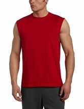 NEW Russell Athletic Mens Essential Muscle Tee Workout Tank T-Shirt True... - $12.19