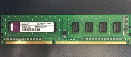 KINGSTON 1GB DDR3-1333 1RX8 PC3-10600U-9-10-A0 Memory RAM KTW149-ELD - $9.49