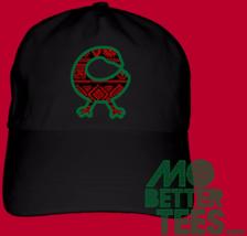 Sankofa Bird African Adinkra Symbol Dad Hat Baseball Cap RBG Red Black a... - $14.99