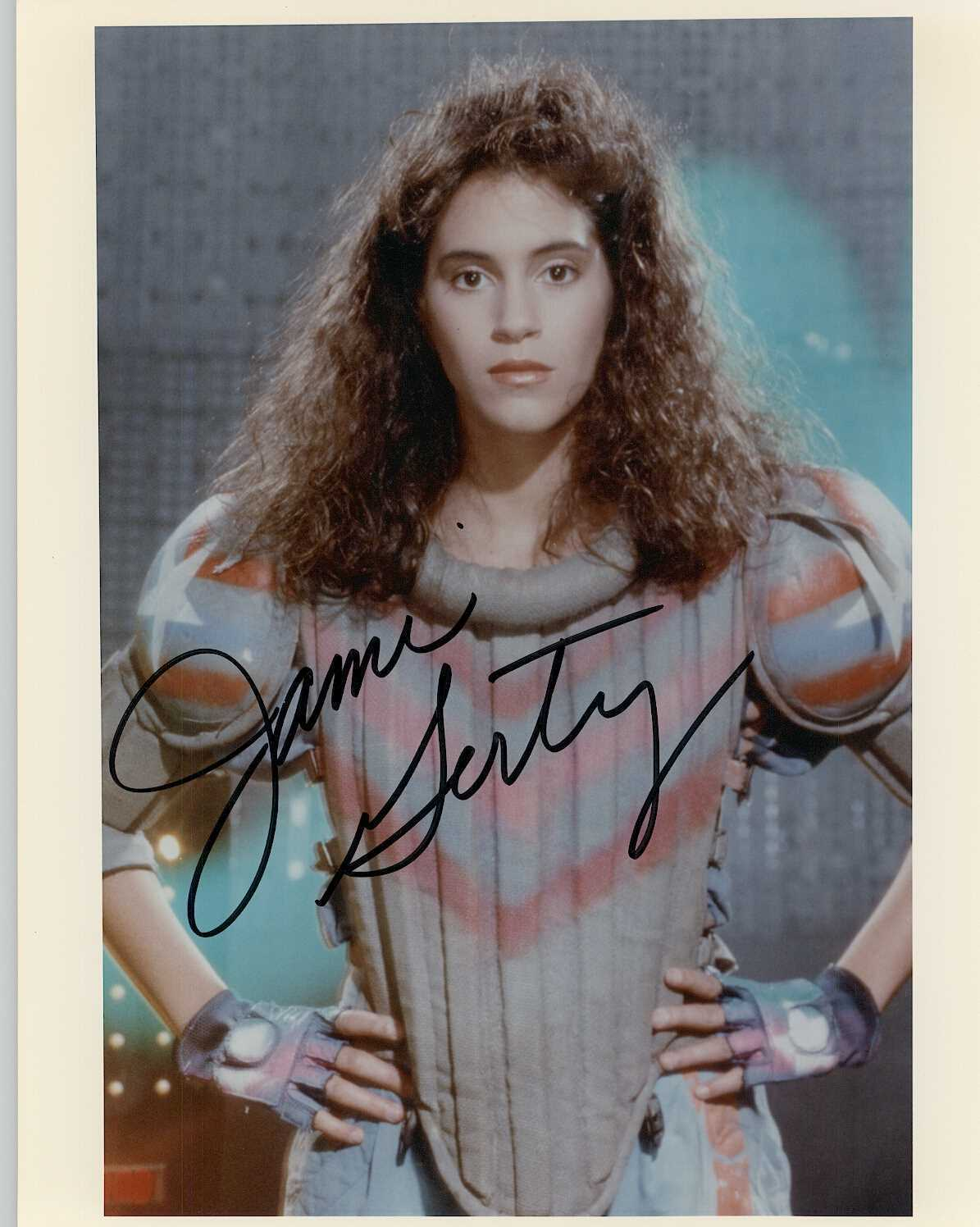 Primary image for Jami Gertz Signed Autographed Glossy 8x10 Photo