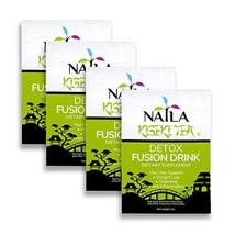 Kiseki Detox Tea for Weight Loss and Belly Fat - 4 Organic Detox Tea 7 D... - $45.22