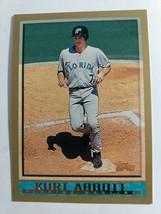TOPPS 1998 CARD #98 KURT ABBOTT - $0.99