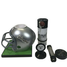 Classic Yuengling Football Helmet Beer Beverage Tower Dispenser Super Tu... - $168.30