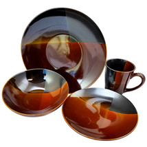 Gibson Elite Convergence 16-Piece Dinnerware Set - $107.09