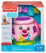 Fisher-Price Laugh & Learn Cookie Shape Surprise - $23.49