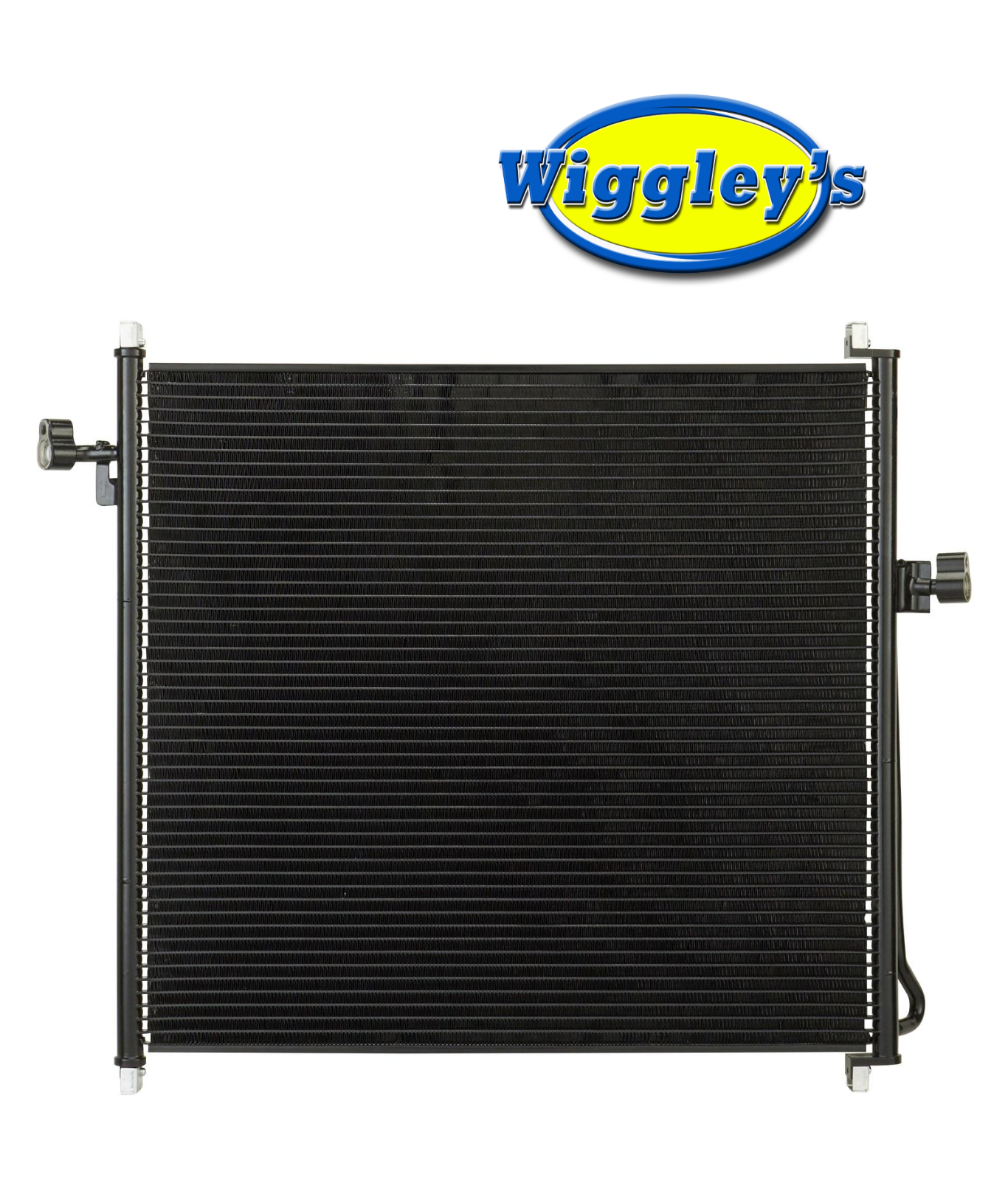 A/C CONDENSER FO3030145 FOR MAZDA B2300 B2500 B3000 B4000 L4 / V6 / ELECTRIC